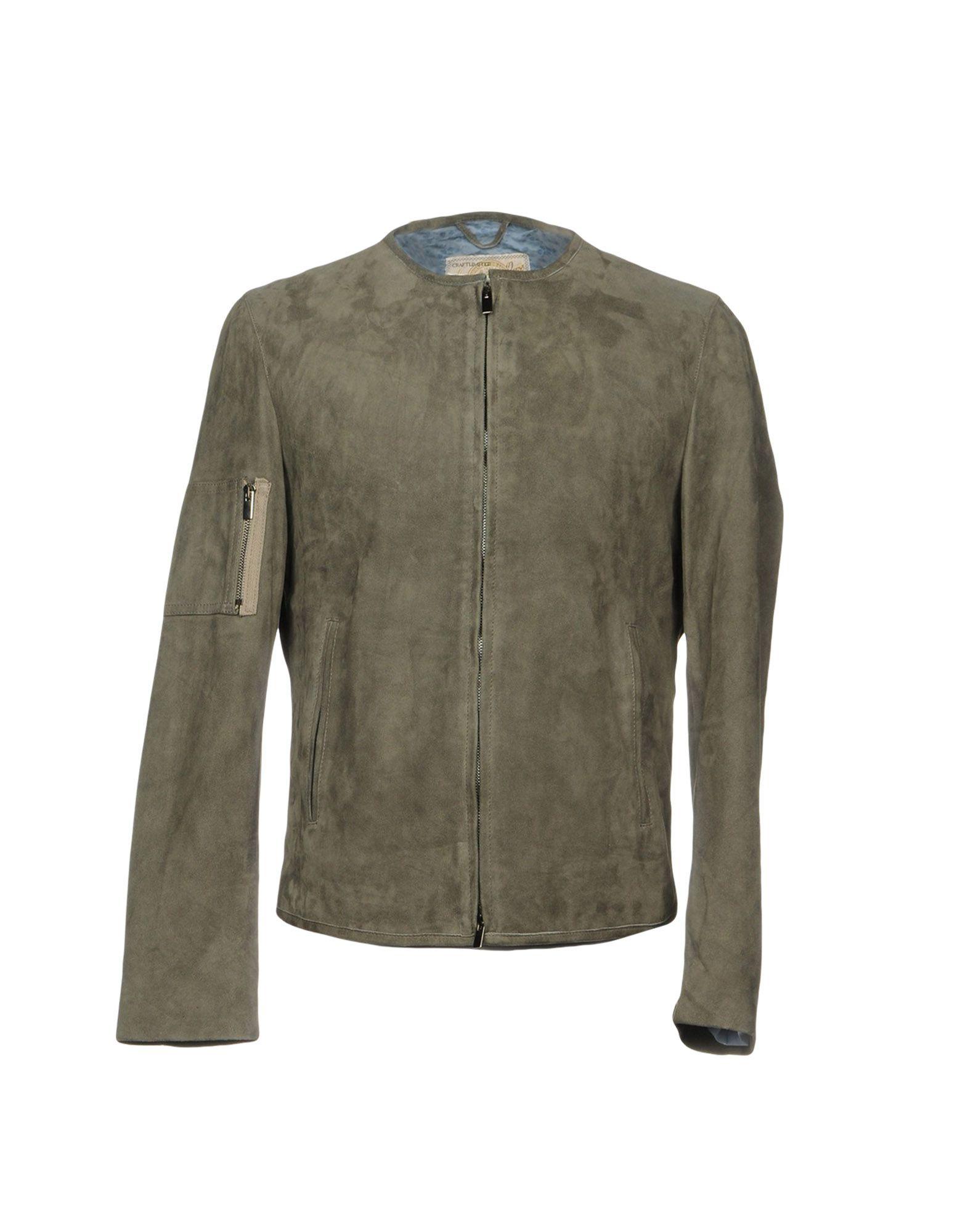 Giubbotto Pelle Vintage De Luxe Uomo - Acquista online su