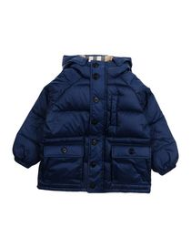 BURBERRY CHILDREN - Steppjacke