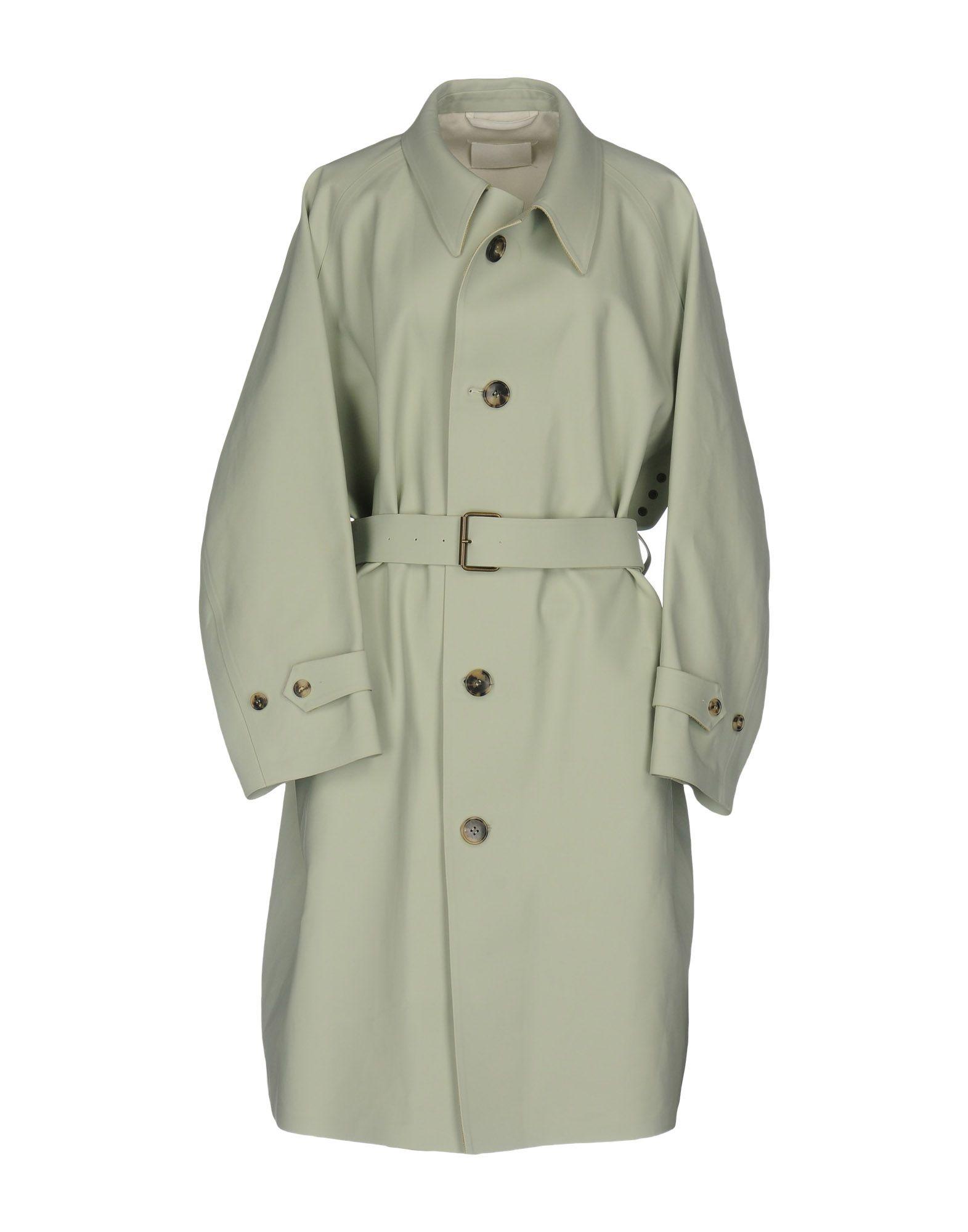 Cappotti Con Cintura Maison Margiela Donna - Acquista online su Bq1tu9w