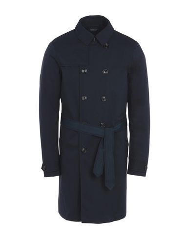SCOTCH & SODA Classic double breasted trench coat with detachable lining Gabanes y abrigos cruzados
