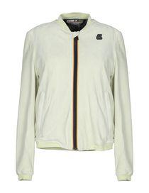 K-WAY - Кожаная куртка