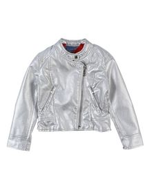 quality design f12d7 0cb1b Giubbotti Pelle 3-8 anni bambina - abbigliamento Bambina su YOOX