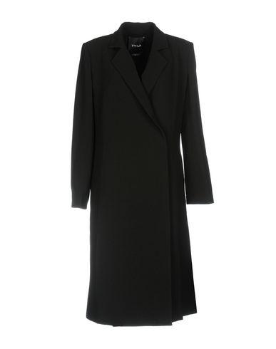 TY-LR Full-Length Jacket in Black