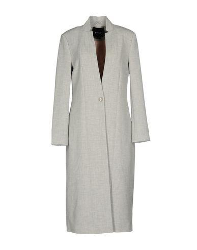 TY-LR Full-Length Jacket in Grey