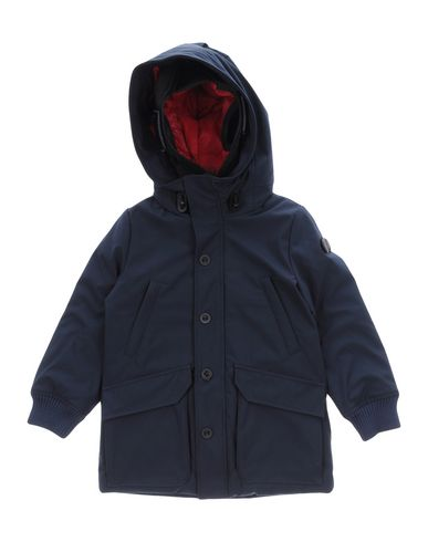 AI RIDERS ON THE STORM Jacket in Dark Blue