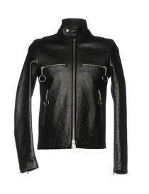 BALENCIAGA - Кожаная куртка