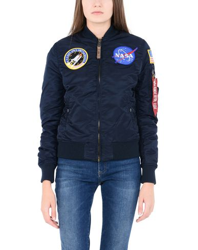 ALPHA INDUSTRIES INC. MA-1 VF NASA WMN Cazadora Bomber