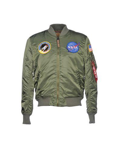 ALPHA INDUSTRIES INC. MA-1 VF NASA Cazadora Bomber