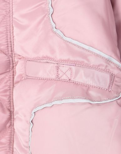 ALPHA INDUSTRIES INC. MA-1 SF PM CROPPED Cazadora Bomber