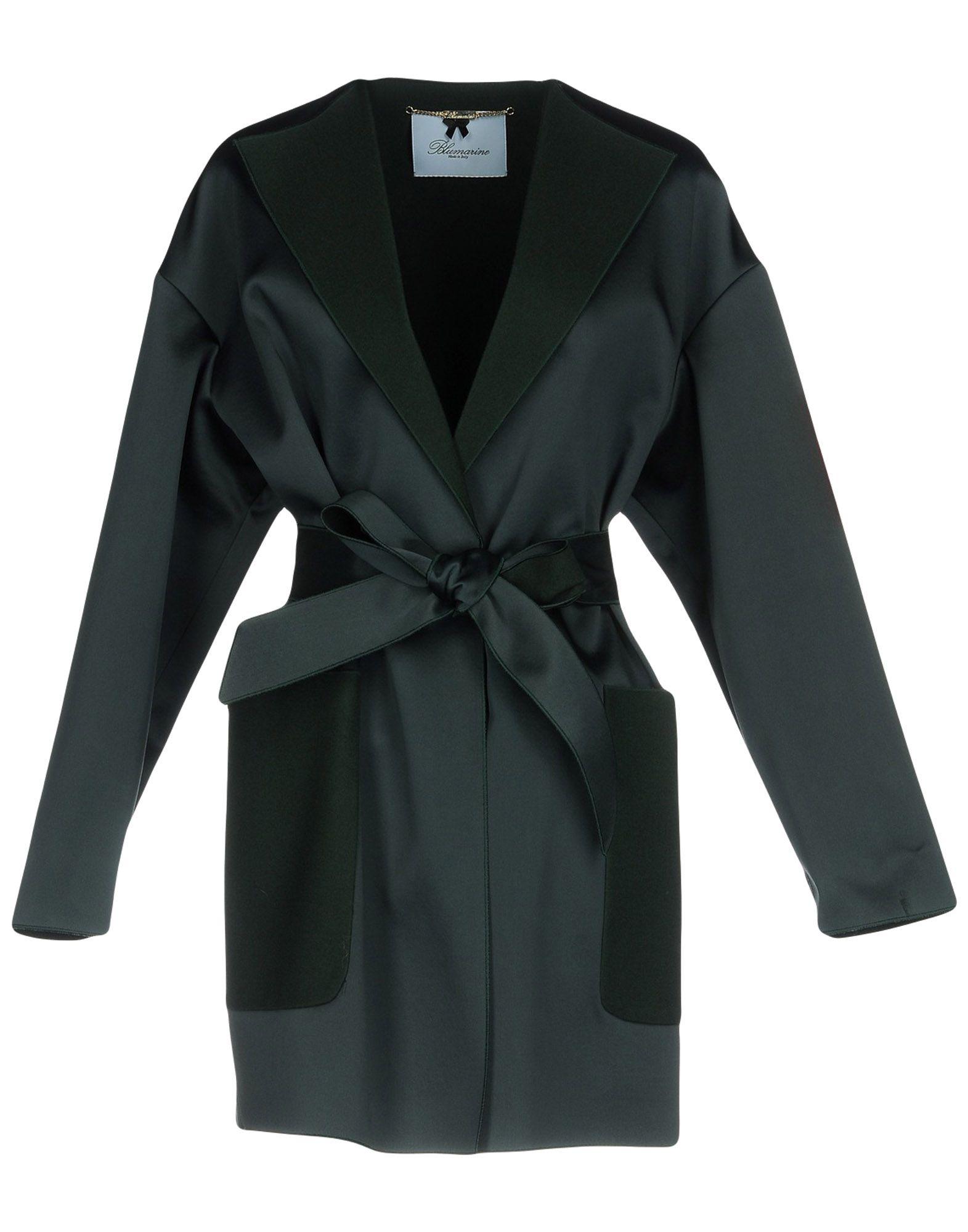 Cappotti Con Cintura Blumarine Donna - Acquista online su FdDOCIKys