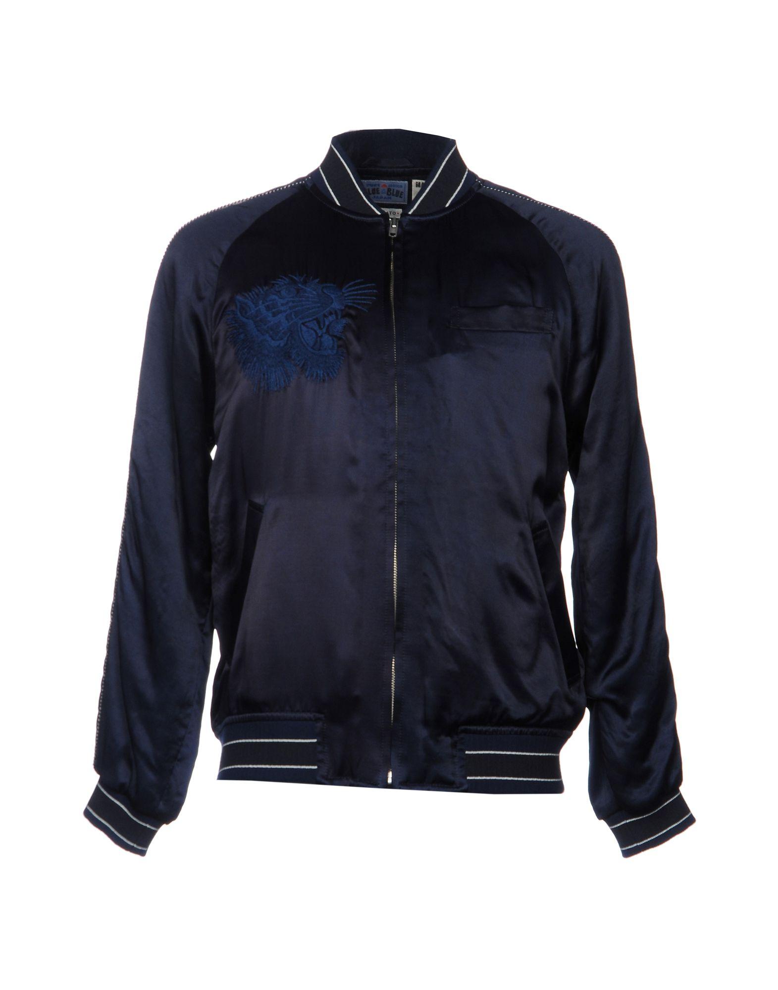 Bomber Blue Blue  Japan Uomo - Acquista online su