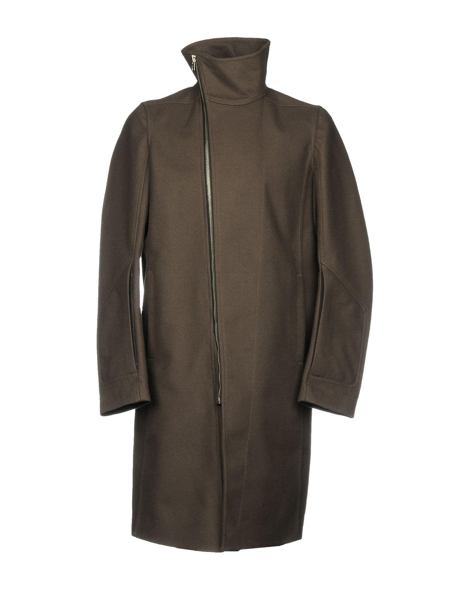 Cappotto Rick Owens Uomo - Acquista online su