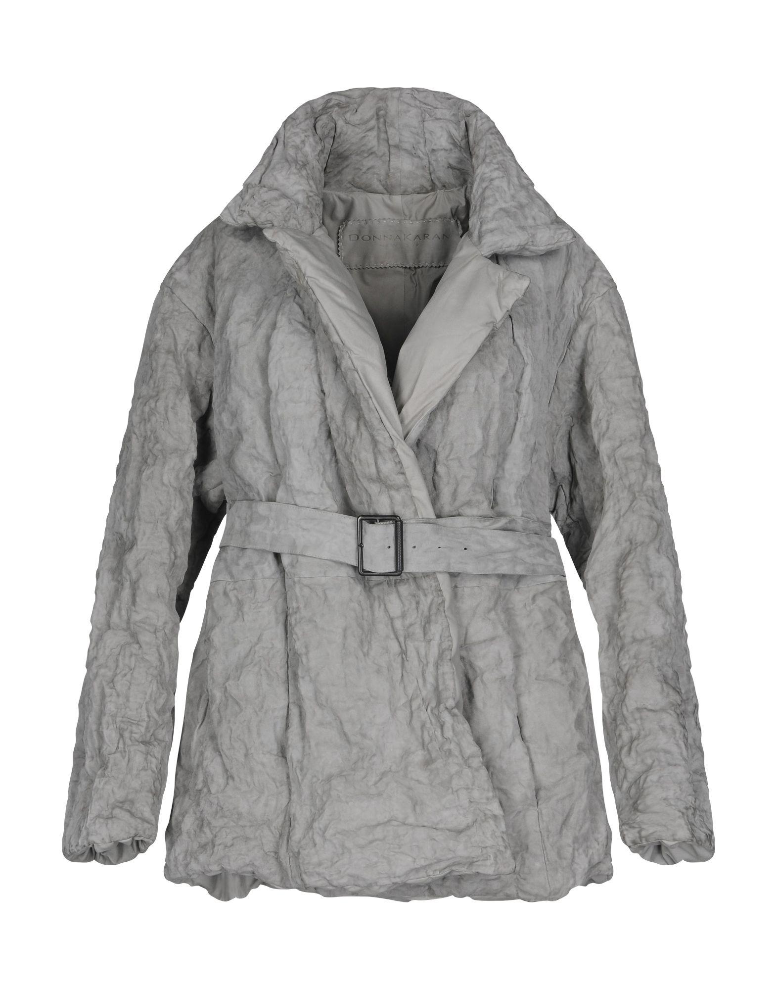 213d256f4d9 Donna Karan Leather Jacket - Women Donna Karan Leather Jackets online on  YOOX Canada - 41774657QL