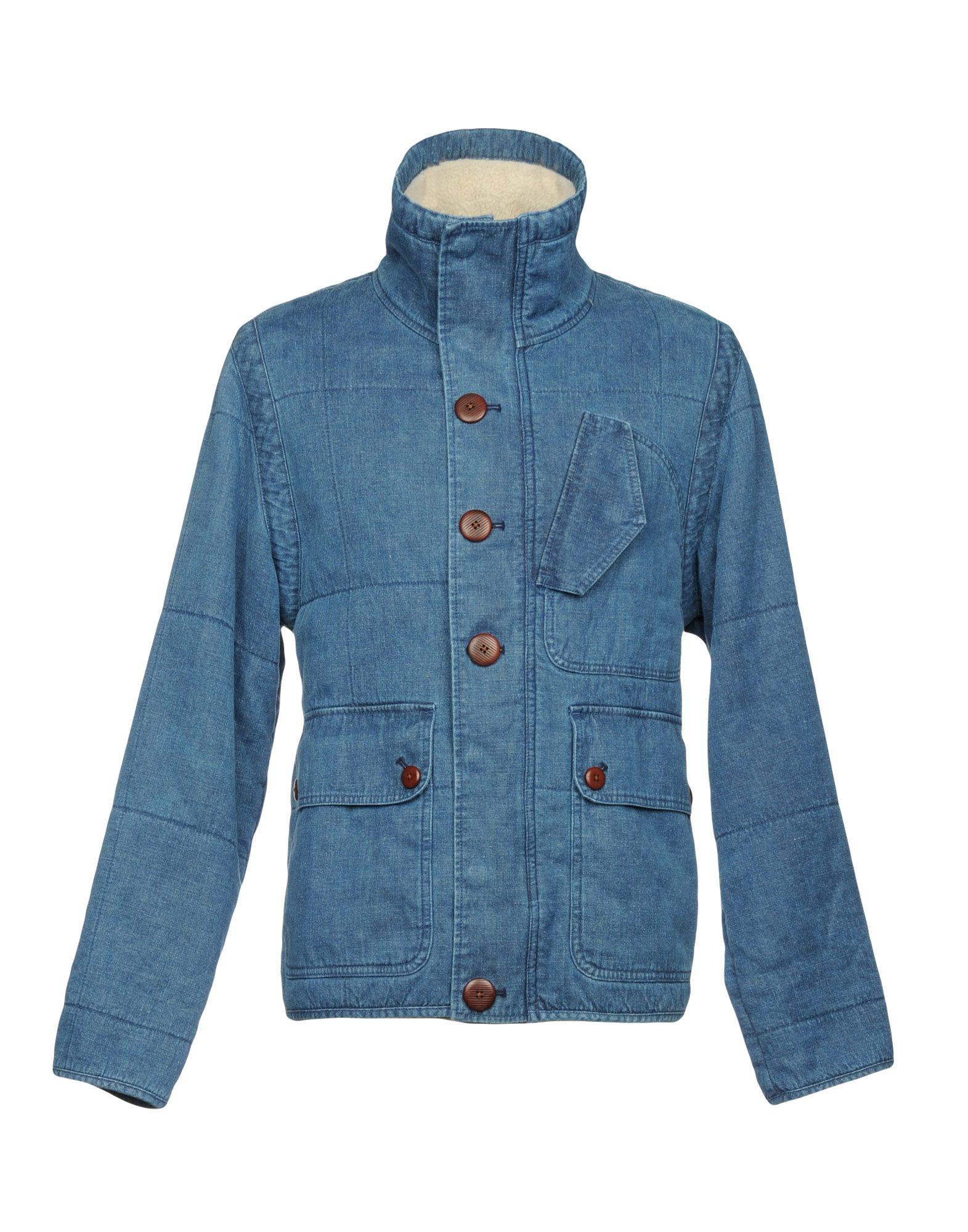 Giubbotto Jeans Outerknown Uomo - Acquista online su