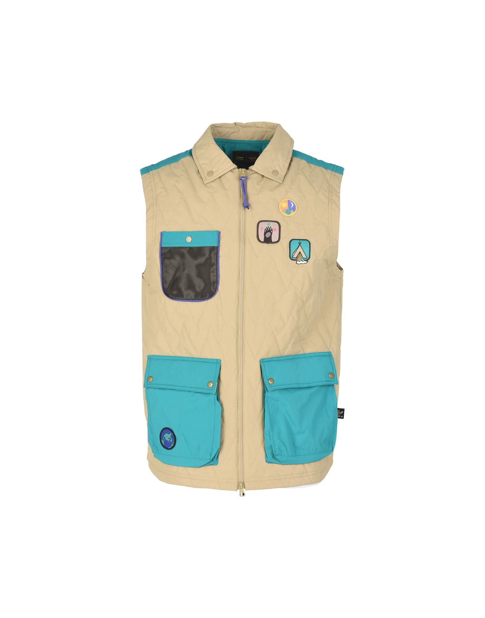 Giubbotto Adidas Originals By Pharrell Williams Hu H Gilet - Uomo - Acquista online su