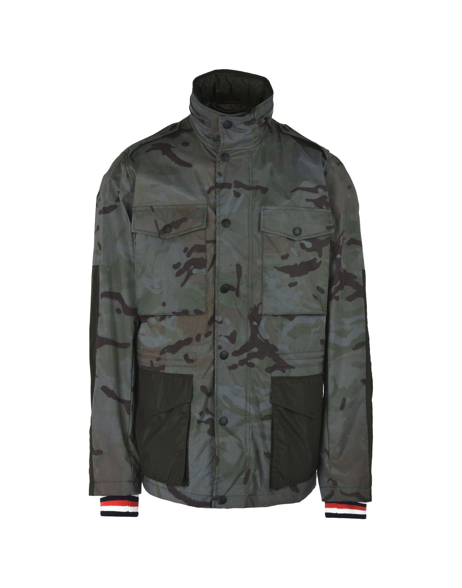 Giubbotto Tommy Hilfiger Camo Af Jacket - Uomo - Acquista online su