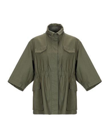 SIBEL SARAL Jacket in Military Green