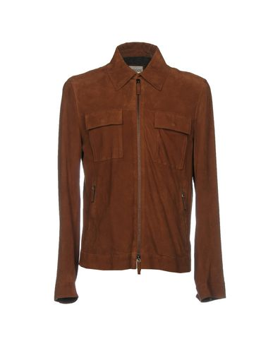 ARMANI COLLEZIONI - Leather jacket