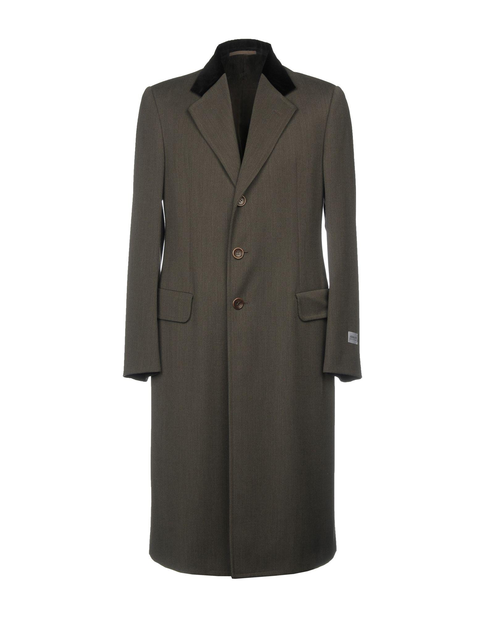 Cappotto Armani Collezioni Uomo - Acquista online su