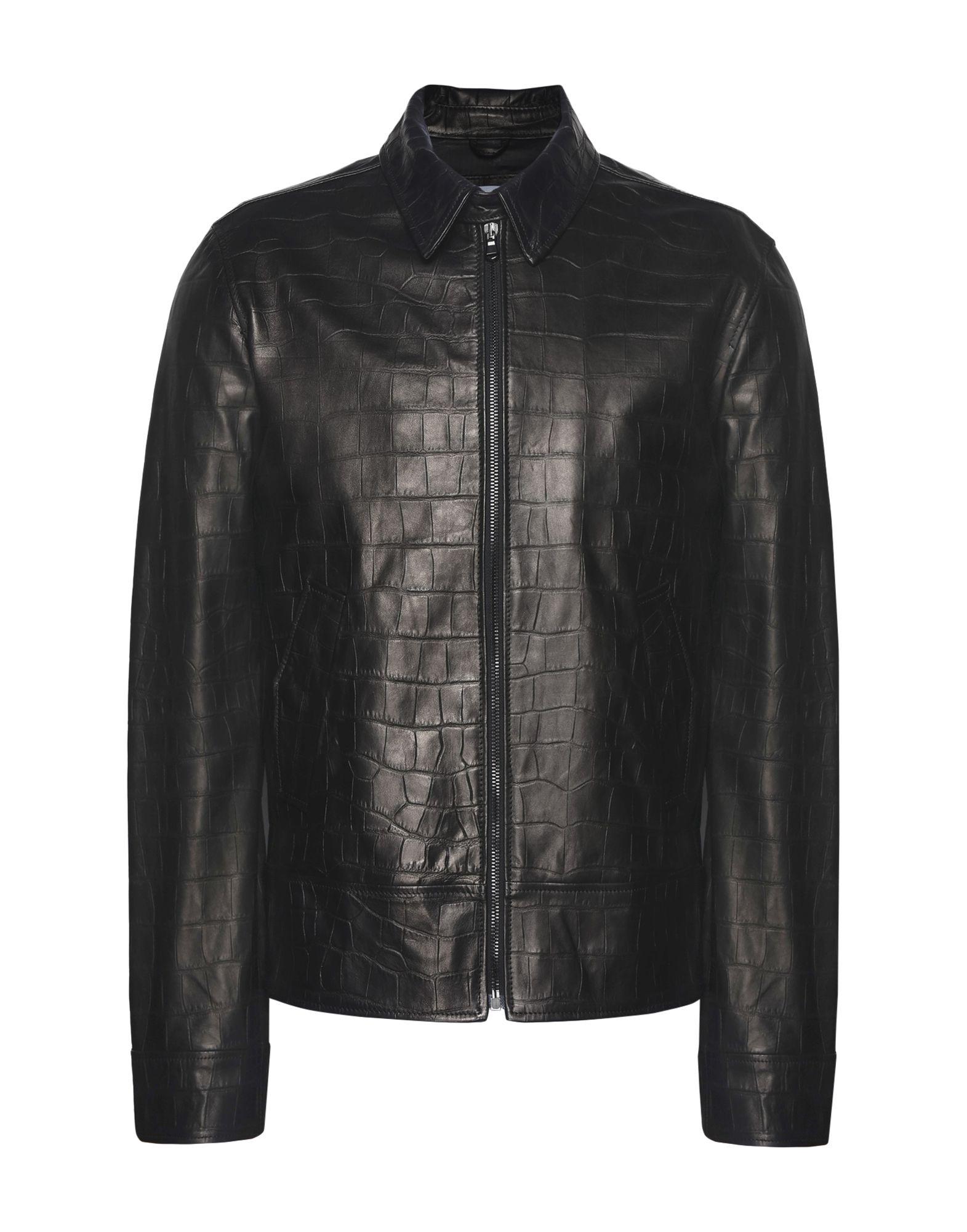 PIERRE DARRÉ - Leather jacket