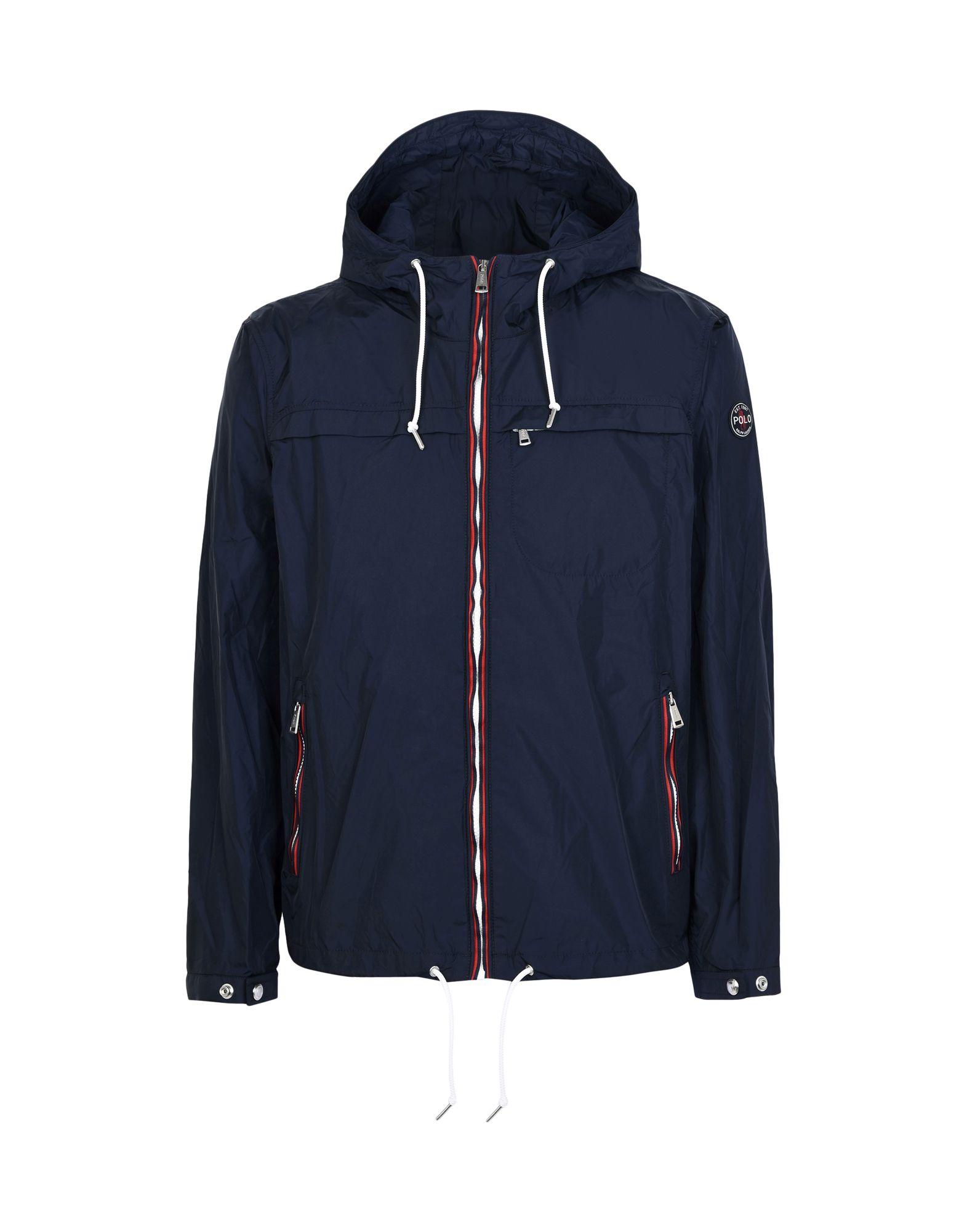 Giubbotto Polo Ralph Lauren Anorak Jacket - Uomo - Acquista online su YOOX  - 41783114SE