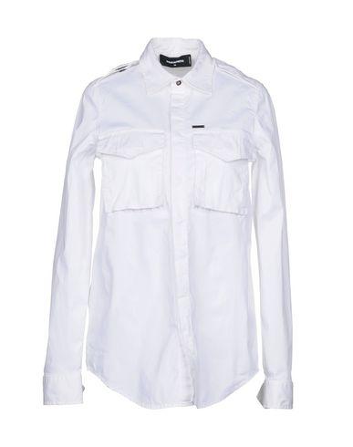 Dsquared2 Skjorter Y Glatte Bluser klaring ebay geniue forhandler gratis frakt salg fqYZxw3