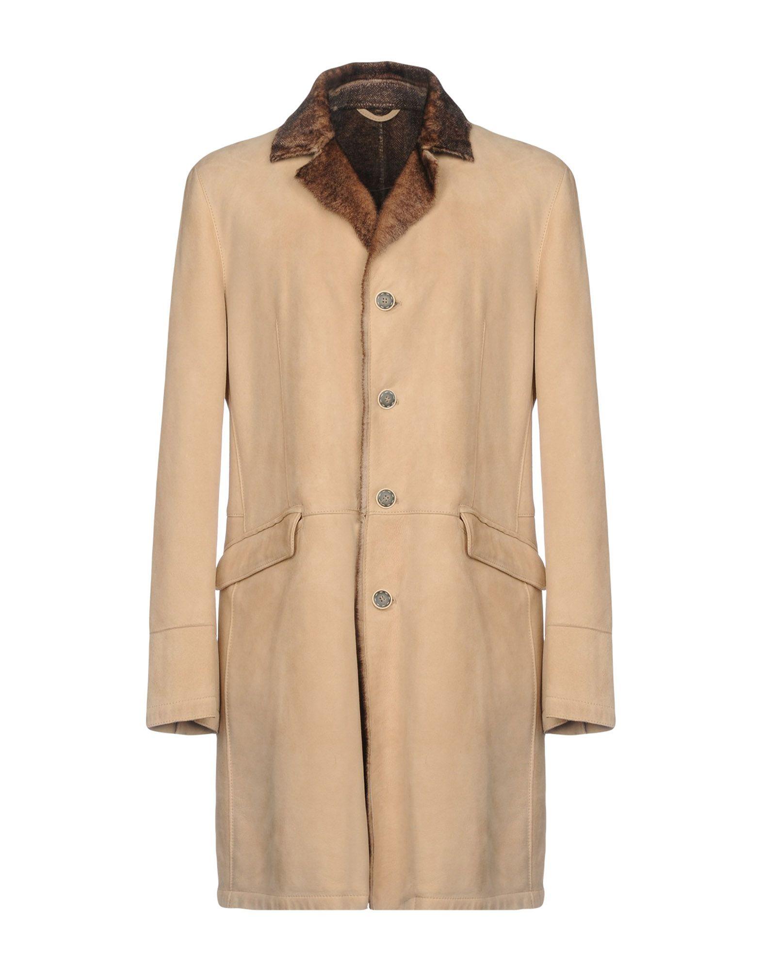 Cappotto Latini Finest Leather Uomo - Acquista online su