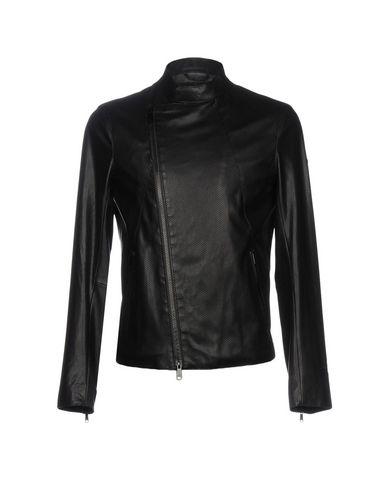 kjøpe billig rekkefølge visa betaling Armani Jeans Cazadora Biker reell for salg egentlig frakt rabatt autentisk aE3Bg