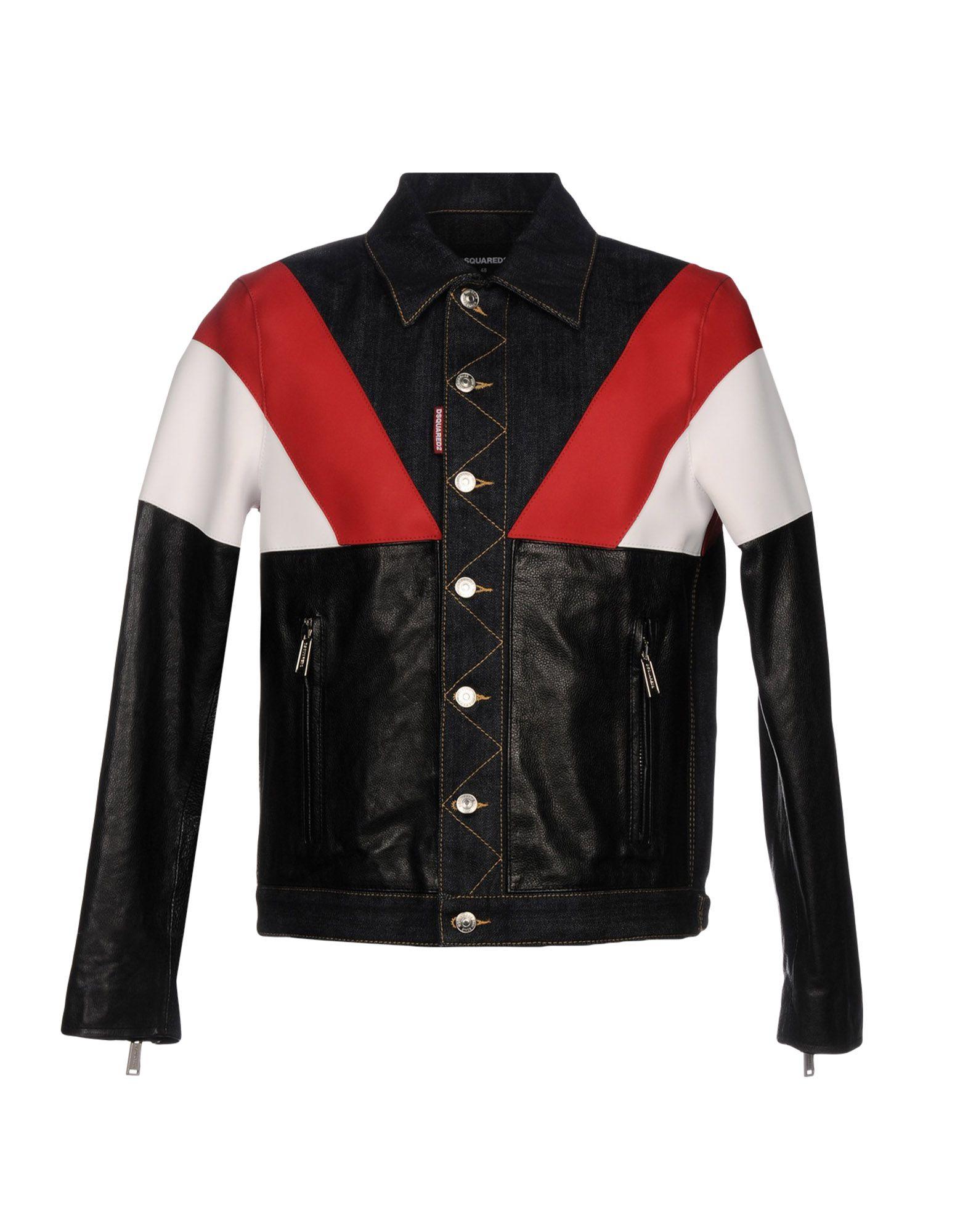 Giubbotto Jeans Dsquared2 Uomo - Acquista online su