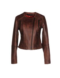 d093149ad Trussardi Leather Jackets for Women, exclusive prices & sales   YOOX