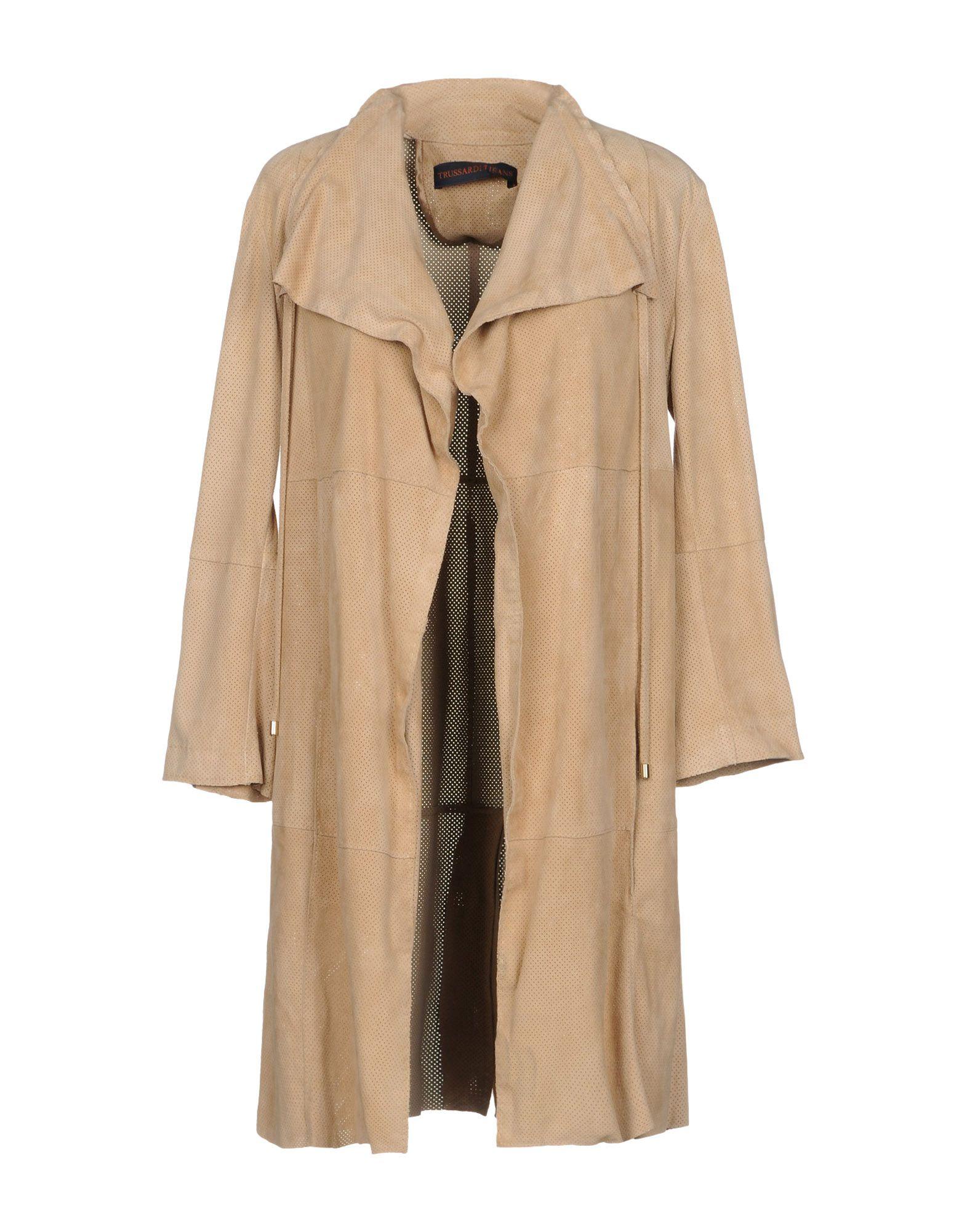 Giubbotto Pelle Trussardi Jeans Donna - Acquista online su b6kaAyB0
