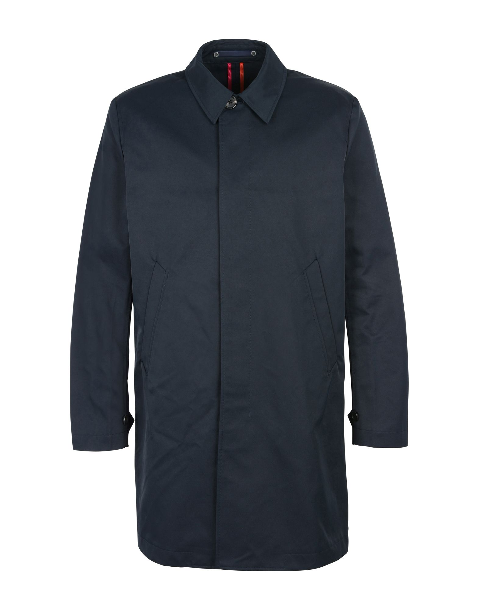 85b0237e4220c Ps Paul Smith Mens Unlined Mac - Full-Length Jacket - Men Ps Paul Smith  Full-Length Jackets online on YOOX Finland - 41786600UD