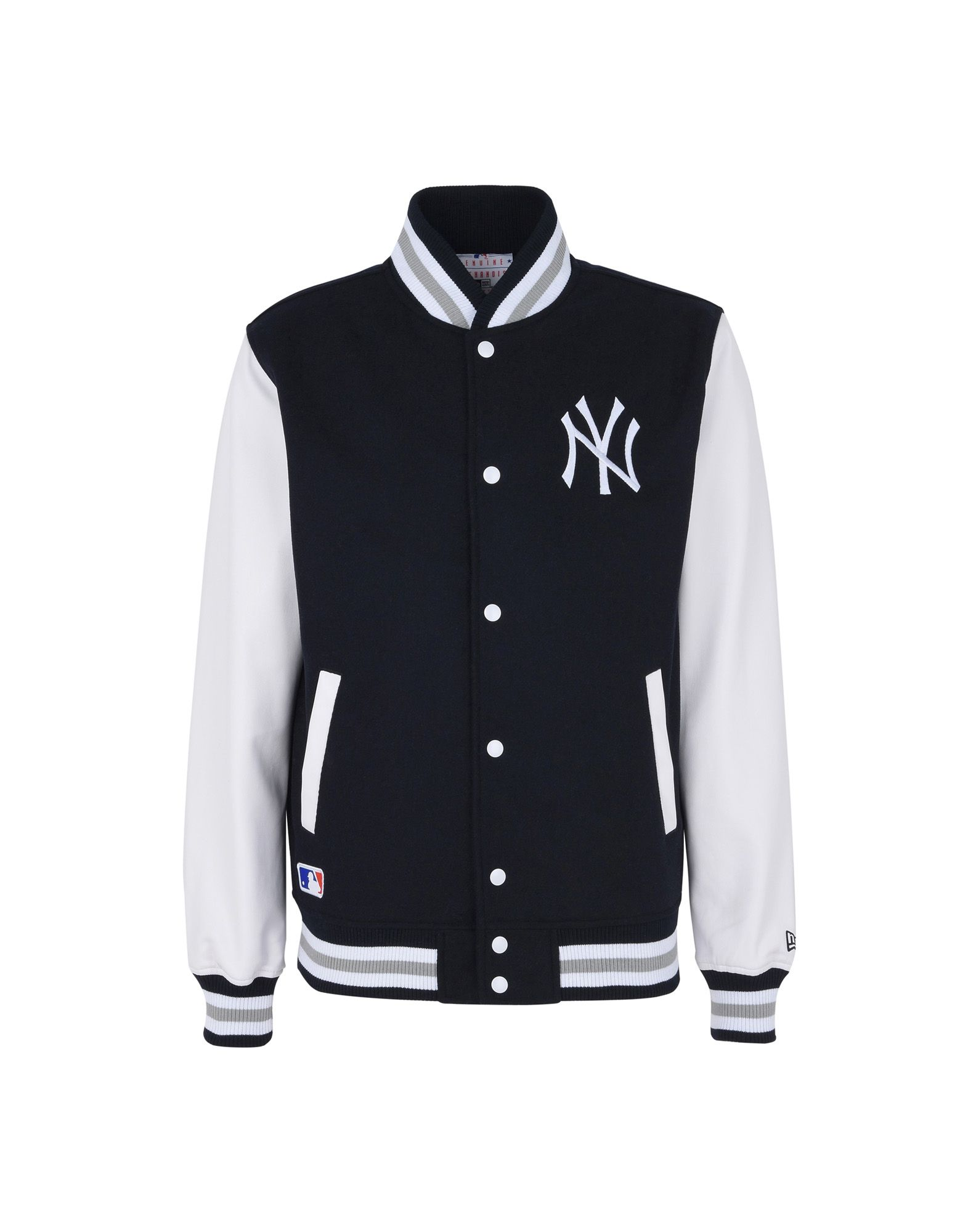 Bomber New Era Team Apparel Varsity Jacket New York Yankees - Uomo - Acquista online su