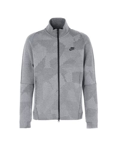 b62b11c5fb3d Nike Tech Fleece Jacket - Jacket - Men Nike Jackets online on YOOX ...
