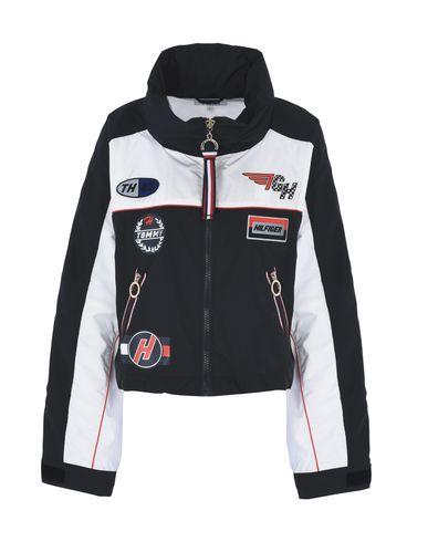 Gigi Hadid X Tommy Hilfiger Jacket Coats And Jackets D Yoox Com