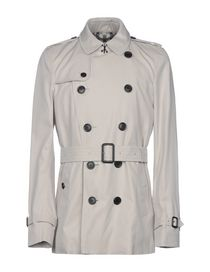 BURBERRY - Double breasted pea coat