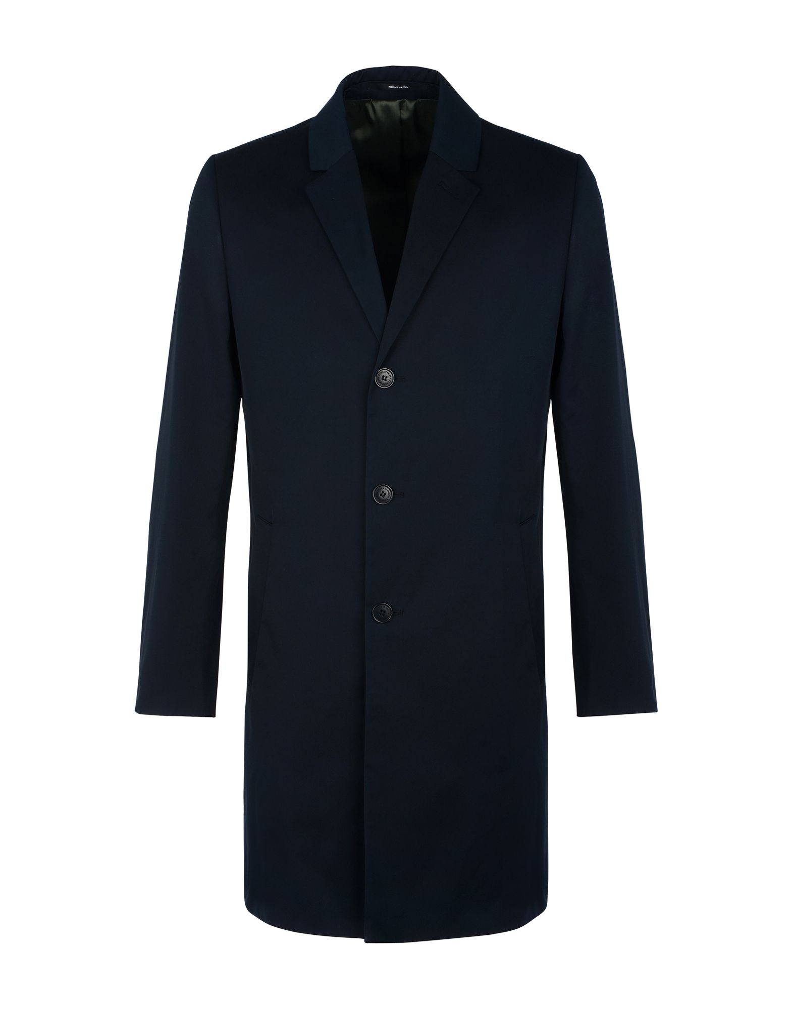 Cappotto Tiger Of Sweden Dempsey 18 - Uomo - Acquista online su