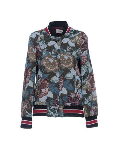 VICOLO Куртка-бомбер - Пальто и куртки   YOOX.COM