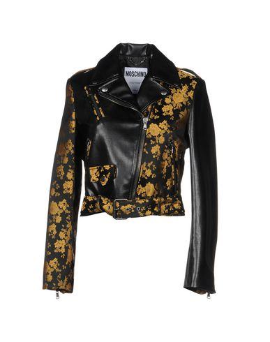 MOSCHINO - Biker jacket