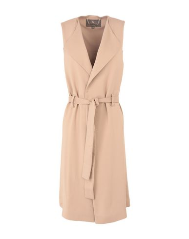 SPACE STYLE CONCEPT Full-Length Jacket in Beige