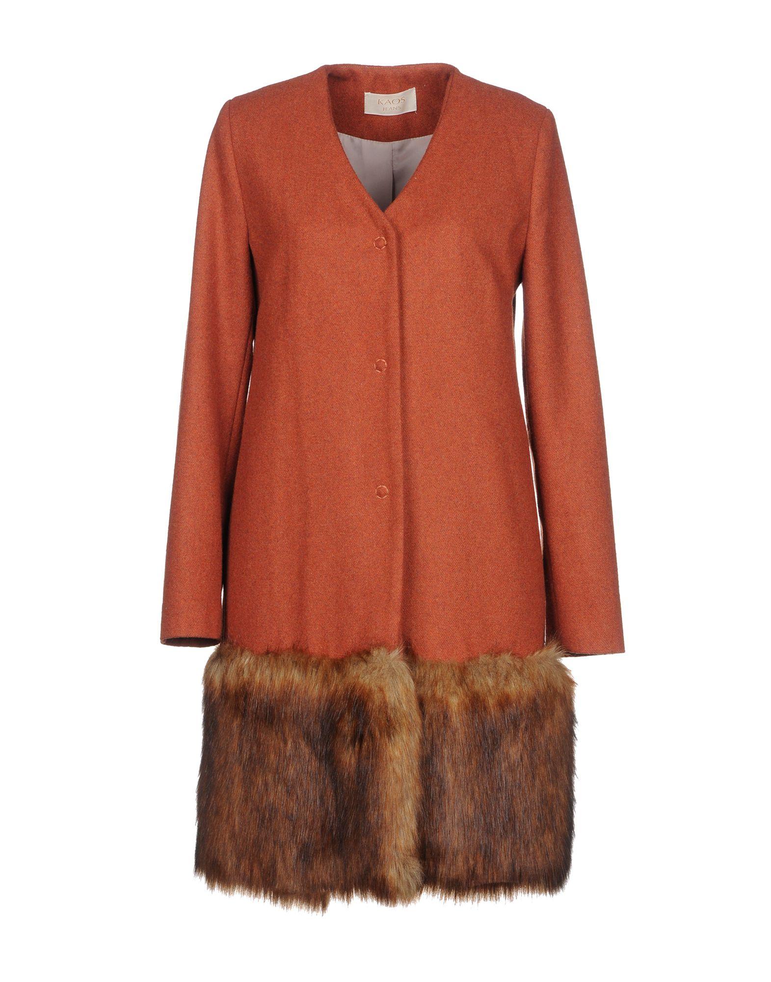 Cappotto Kaos Jeans Donna - Acquista online su S3Iud