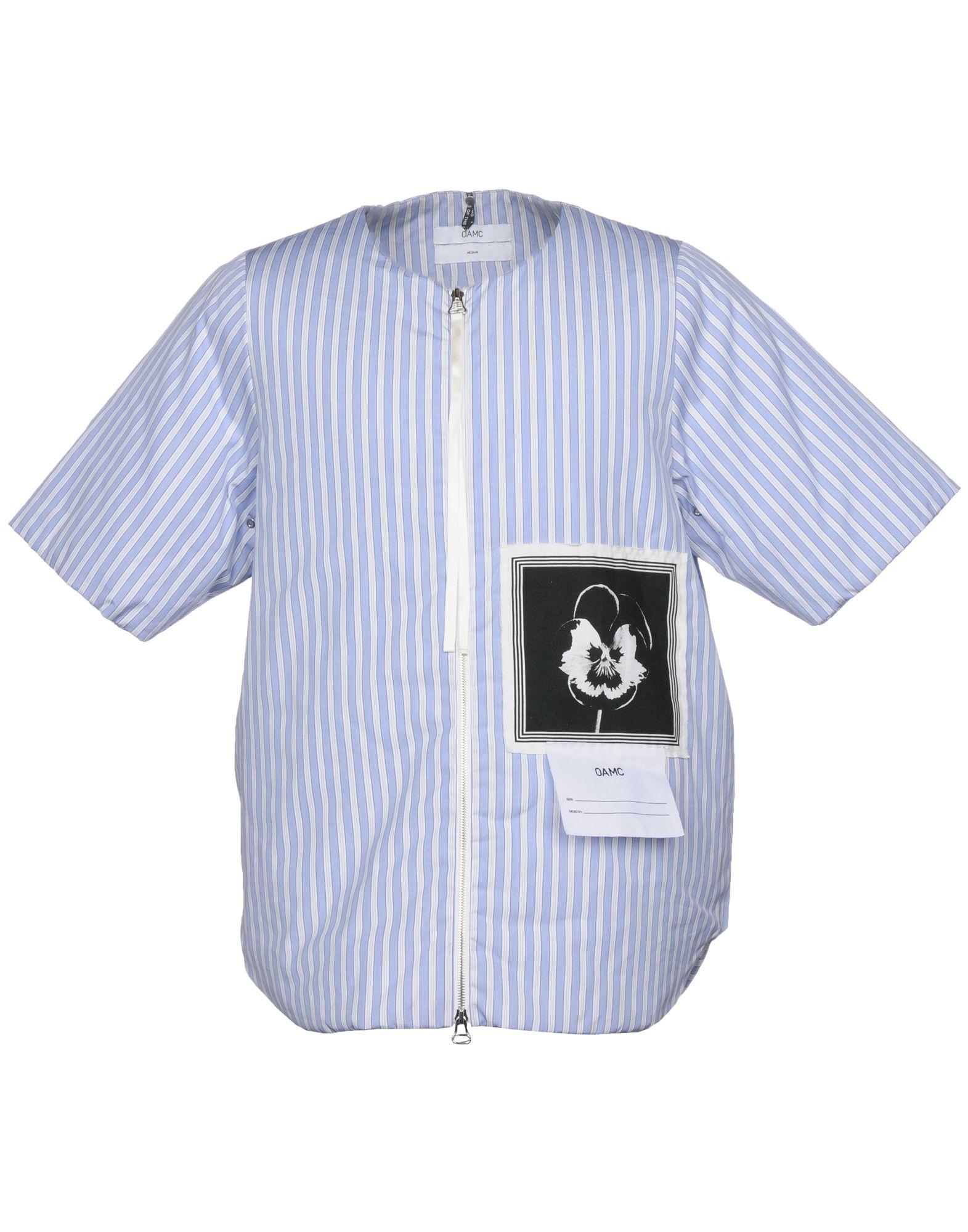 Camicia A Righe Oamc Donna - Acquista online su