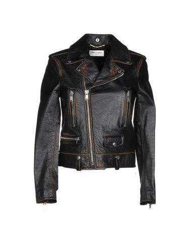6f6635af0529 Saint Laurent Biker Jacket - Women Saint Laurent Biker Jackets ...