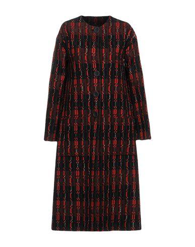 Coat in Maroon