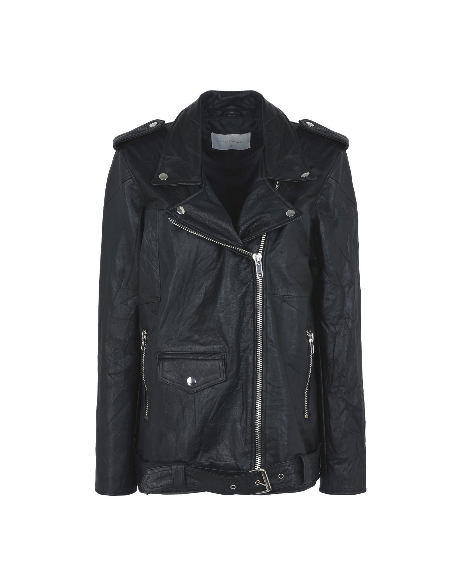 Biker Deadwood Noma Jacket - Donna - Acquista online su Lly0nf