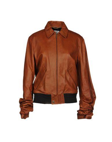 SAINT LAURENT - Leather jacket