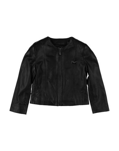 e6477bf7a91 Philipp Plein Leather Jacket Girl 3-8 years online on YOOX United ...