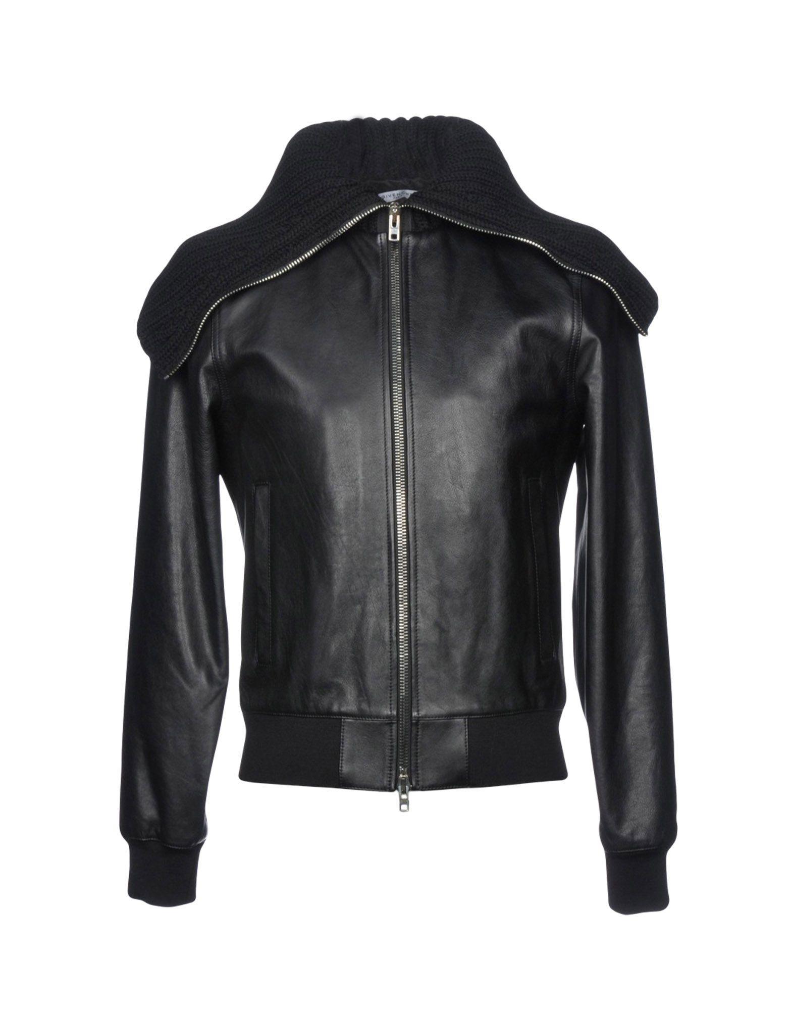 Giubbotto Pelle Givenchy Donna - Acquista online su