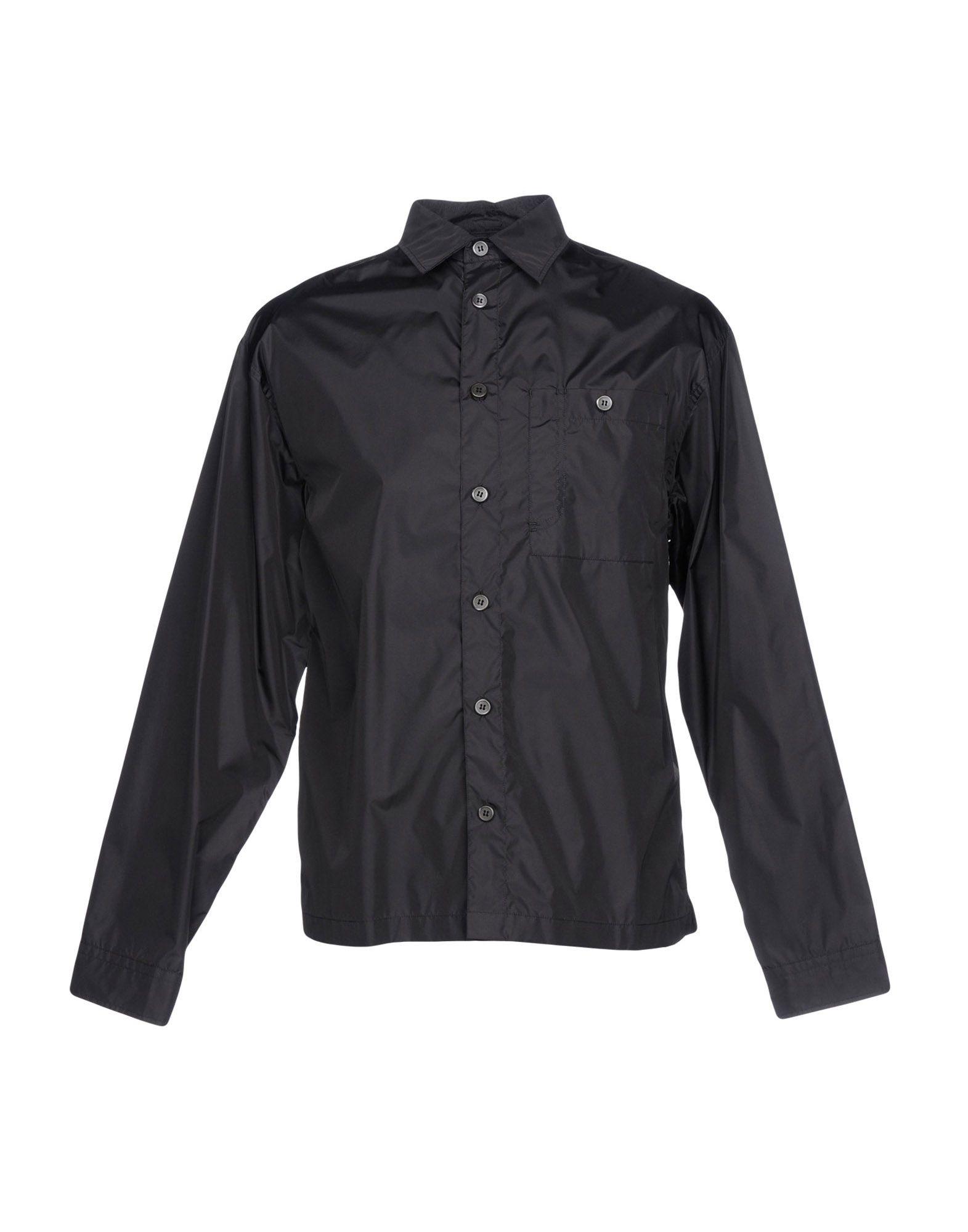 Camicia Tinta Unita Prada Donna - Acquista online su