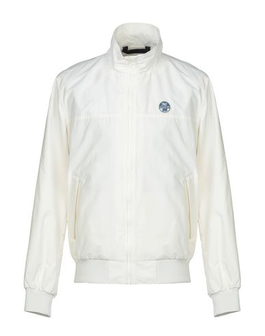 NORTH SAILS Bomber in Ivory
